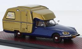Citroën ID Camper 1973 dunkelblau met. / gold met.