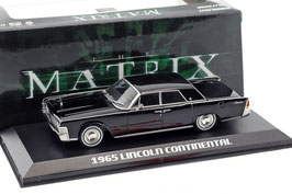 "Lincoln Continental Sedan 1965 schwarz ""aus dem Film The MATRIX 1999"""