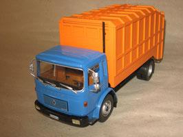 Saviem SM 10/860 Mühlwagen 1968 (F) blau / orange