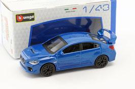 Subaru Impreza WRZ STI 2017 blau met.
