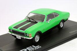 Chevrolet-Brasil Opala 1968-1969 grün / schwarz