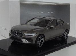 Volvo S60 III seit 2019 Pebble Grey met.