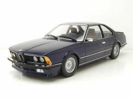 BMW 635 CSi E24 Phase II 1982-1987 dunkelblau met.