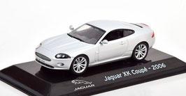 Jaguar XK Coupé X150 Phase I 2006-2009 silber met.