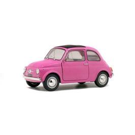 Fiat 500 L 1965-1972 pink