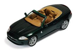 Jaguar XK Convertible X150 Phase I 2006-2009 dunkelgrün met.