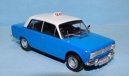 """Lada 1200 VAZ 2101 1970-1988 """"TAXI Addis Abeba 1972 blau / weiss"""""""