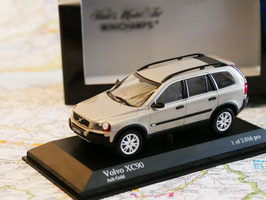 Volvo XC90 I Phase I 2002-2006 Ach Gold met.