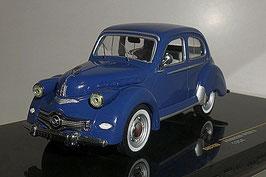 Panhard Dyna X 1945-1954 dunkelblau