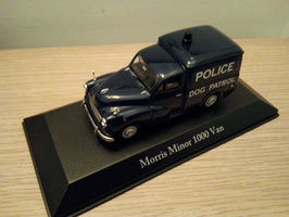 Morris Minor 1000 Van 1956-1971 West Riding Constabulary Police dunkelblau