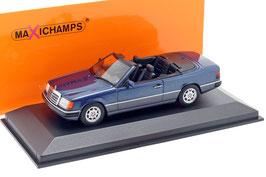 Mercedes-Benz 300 CE-24 Cabriolet A124 1991-1993 dunkelblau met.