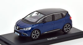 Renault Scenic IV seit 2017 dunkelblau met. / schwarz