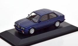 BMW 3er E30 Phase III 1987-1991 dunkelblau met.