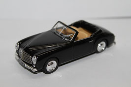 Simca 8 Sport Cabriolet 1949-1952 schwarz