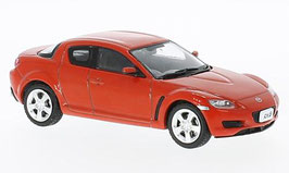 Mazda RX-8 Phase I 2003-2009 RHD rot