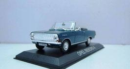 Opel Rekord A Cabriolet 1963-1965 dunkelgrün