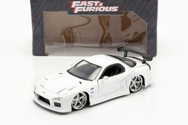 """Mazda RX-7 III 1991-2002 """"Fast and Furious weiss"""""""