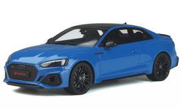 Audi RS5 Coupé F5 2020 Turbo blau / schwarz