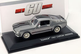 "Ford Mustang Shelby GT500 Eleanor 1967 ""Gone in 60 Seconds"" grau met. / schwarz"