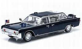"Lincoln Continental SS-100X 1961 ""John F. Kennedy"" dunkelblau"