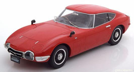 Toyota 2000 GT 1967-1970 RHD rot