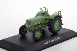 Fendt Favorit 1 Traktor 1957-1962 hellgrün