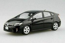 Toyota Prius III Phase I 2009-2012 RHD schwarz mit Panoramadach