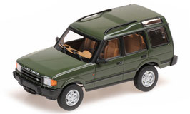 Land Rover Discovery I 1989-1998 LHD dunkel Oliv