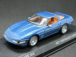 Chevrolet Corvette C4 ZR 1 Coupé 1990-1995 dunkelblau met.