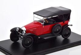 Citroën Type A 10HP Torpedo 1919-1921 rot / schwarz