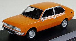 Fiat 128 Coupé 3P Berlinatta 1975-1978 orange