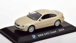 BMW 645i E63 Coupé Phase I 2003-2007 beige met.