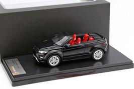 Range Rover Evoque Convertible RHD 2016 schwarz met.