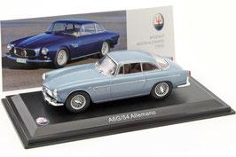 Maserati A6G / 54 Allemano 1956 hellblau met.