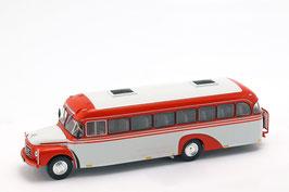 Volvo B 375 Bus / Reisecar 1957 weiss / rot