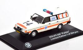 """Volvo 240 Kombi 1984-1993 """"Politie Holland weiss / orange"""""""