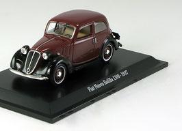 Fiat 1100 Nuova Balilla 1937 dunkelrot / schwarz