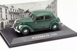 Matford V8 Limousine 1939 dunkelgrün