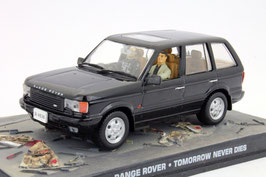 Range Rover II 4.6 HSE 1994-2002 schwarz James Bond 007 Edition