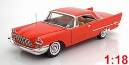 Chrysler 300C Hardtop Coupé 1957 rot