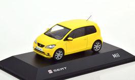 Seat Mii Phase I 2011-2018 Sunflower gelb