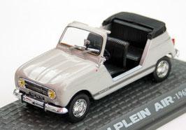 Renault 4 Plein Air 1968-1971 grau