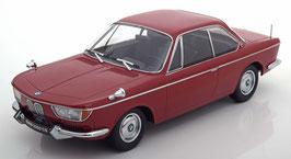 BMW 2000 CS Coupé 1965-1970 dunkelrot