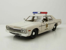 "Dodge Monaco 1974-1977 ""Hazzard County Sheriff 1975 creme"""