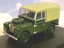 Land Rover Series I 88 1948-1958 RHD  dunkelgrün