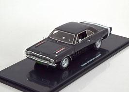 Dodge Dart GTS 1968 schwarz / weiss