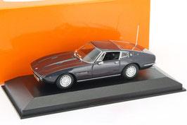 Maserati Ghibli Coupé 1966-1973 dunkelgrau met.