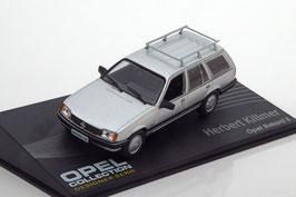 Opel Rekord E2 Caravan 1982-1986 silber met. Desinger: E. Herbert Killmer