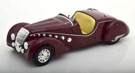 Peugeot 302 Darl`Mat Roadster 1937 dunkelrot