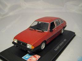 Talbot Simca 1510 SX 1979-1984 rotbraun met.